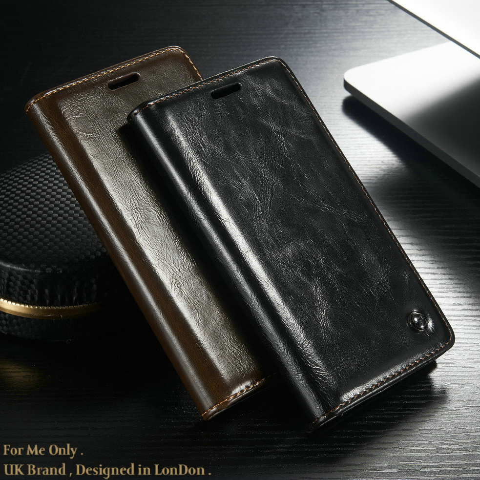 Original Luxury Business Genuine Leather Wallet Ma