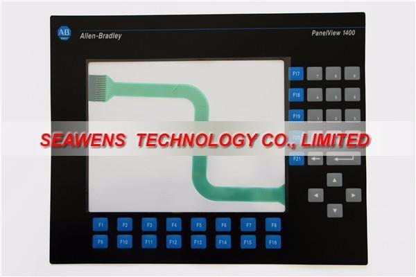 2711-K14C9 2711-K14 series membrane switch for Allen Bradley PanelView 1400 series keypad , FAST SHIPPING