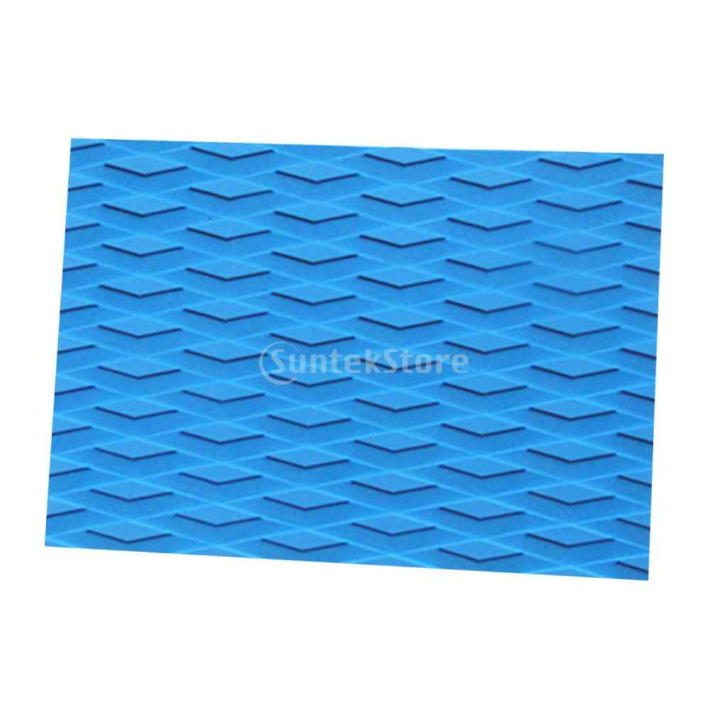 0fea468f4e Ultralight Non-slip Diamond Grooved EVA Surfing Surf SUP Traction Pad Deck  Grip Tail Pad Sheet for Surfboard/Kiteboard/Skimboard
