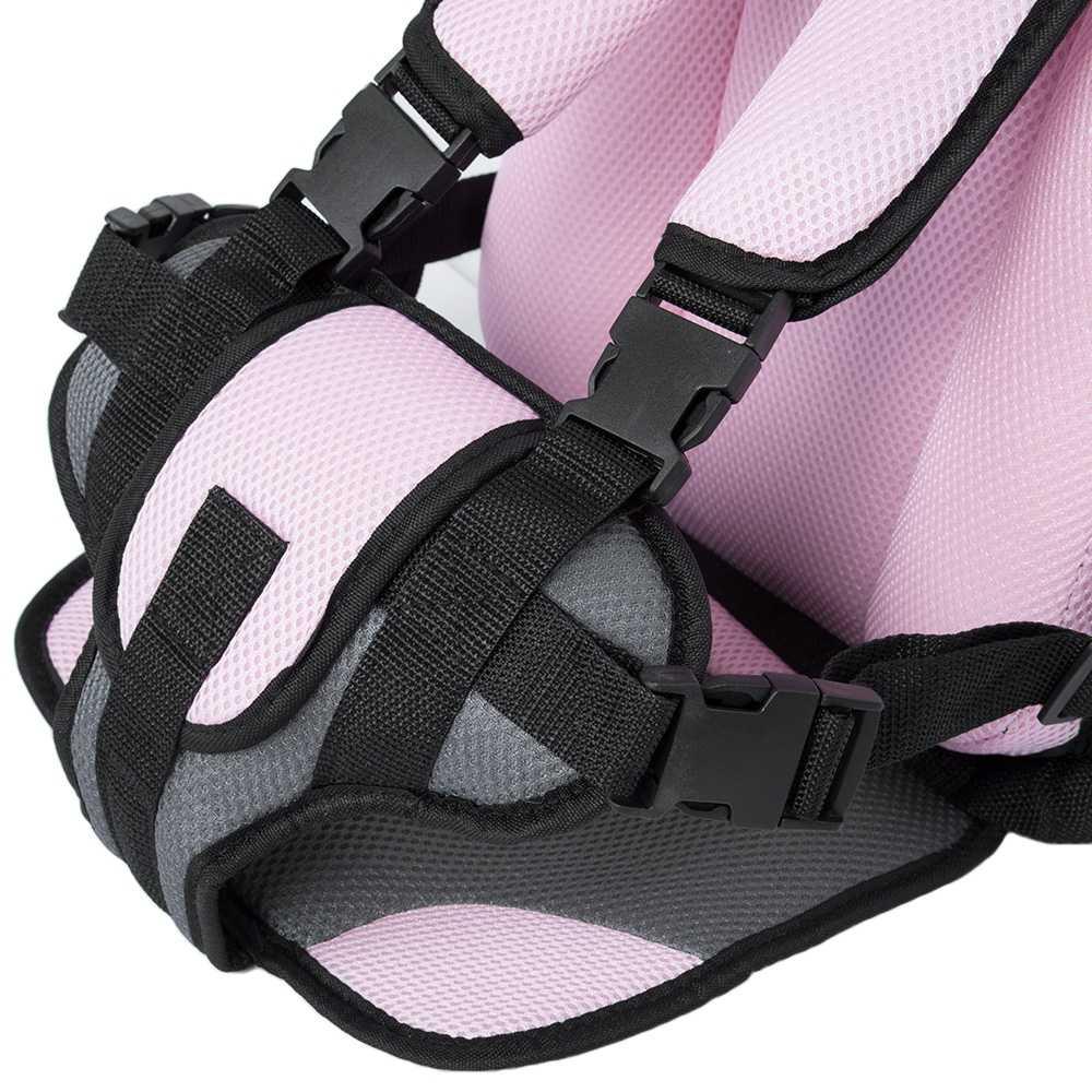 Детский безопасный стул коврик для детей от 3 до 12 лет портативный детские стулья обновленная версия впитывающий спонж Детские коляски подушки аксессуары