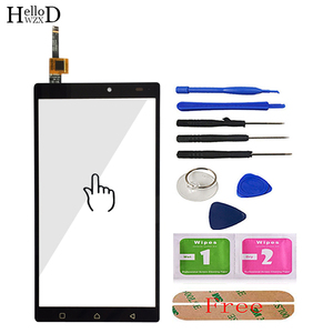 Image 2 - Mobile Touch Screen For Lenovo Vibe K4 Note A7010a48 A7010 X3 Lite Touch Screen Glass Digitizer Panel Sensor Tools Adhesive