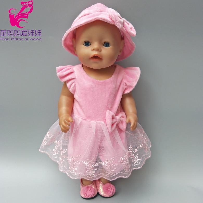 Se adapta a zapf baby born doll princesa muñeca zapatos también se - Muñecas y accesorios - foto 2