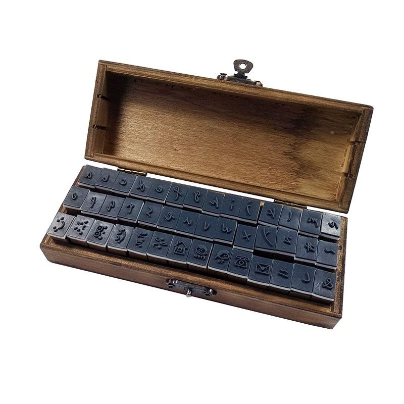 simbolo jogo do selo de madeira selos 02