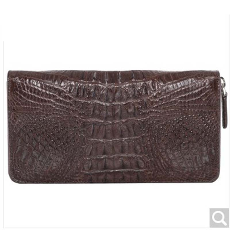pulafu Alligator Skin Men's handbags, men's purse, wallet, wallets, crocodile skulls, black skulls, big bucks. big bucks previously plymouth mail robbery