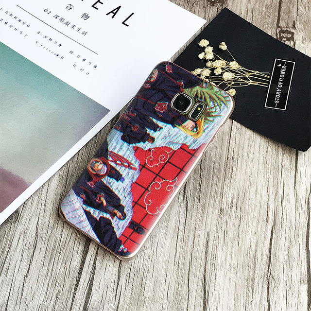 Naruto Akatsuki Phone Case Cover
