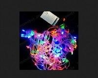 Venta Envío Gratis 328FT 100M1000 Cadena de luz LED multicolor para decoración de Navidad fiesta de navidad
