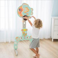 Kids Children Adjustable Junior Youth Basketball Net Sports System Hoop Backboard On Wheels Outdoor Sport Toys for Children Gift