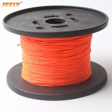 JEELY 16strands 0.8mm 500M Uhmwpe Jacket With Uhmwpe core Fishing Rope