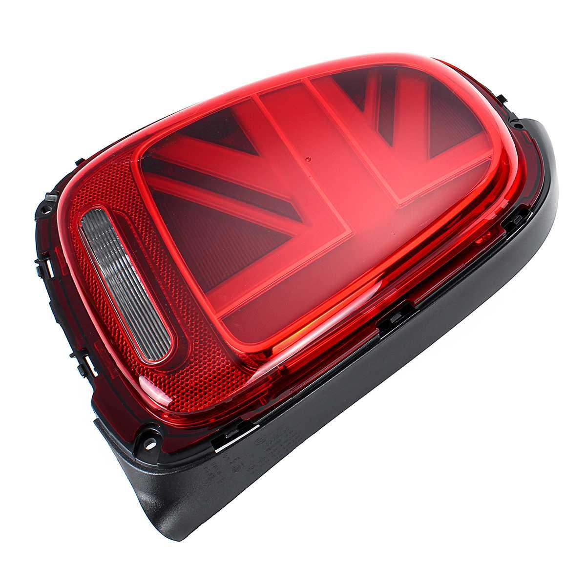 Image 4 - 2 sztuk światło tylne samochodu uniwersalny dla Mini Cooper F55 F56 F57 2014 2015 2016 2017 2018 + LED W/żarówką tylne światło cofania tylne światło przeciwmgłoweLampy sygnałowe   -
