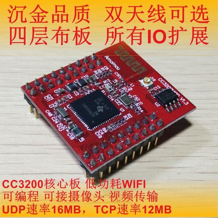 TI CC3200 WIFI modul low power WiFi adapter kamera-in Zähler aus Werkzeug bei title=