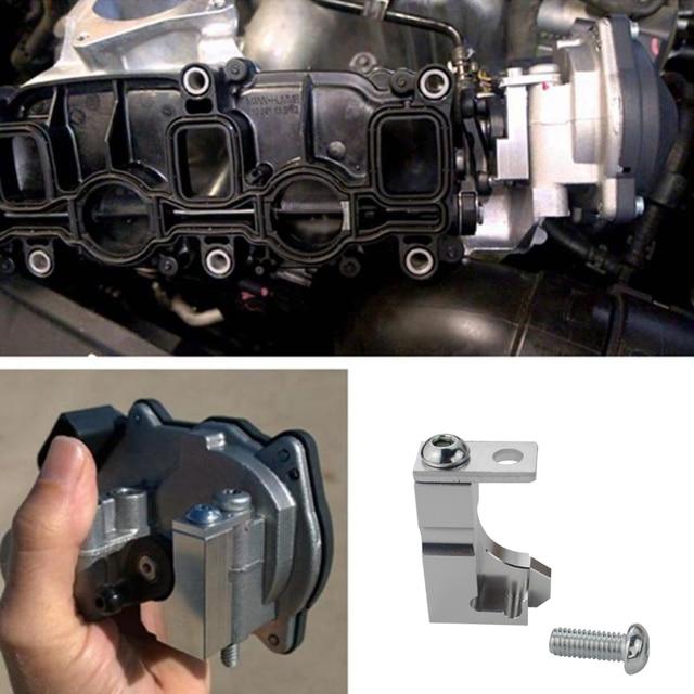Car Automobile Intake Manifold P2015 Repair Bracket Holder Stand 03L129711E For VW Audi Skoda Seat 2.0 TDI CR Accessories New