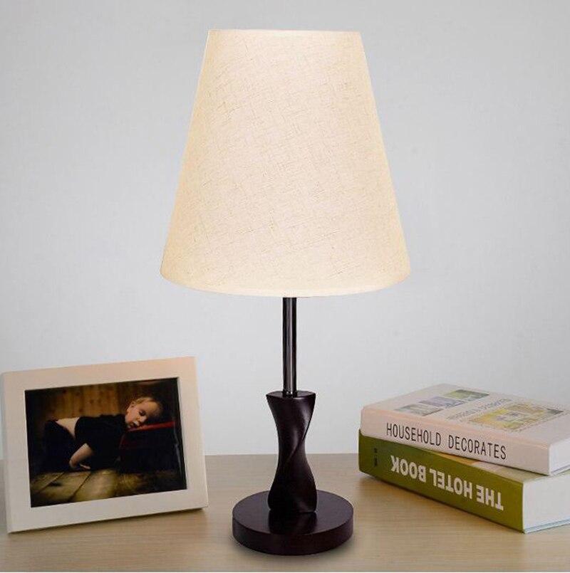Us 292 25 Offled Lampa Stołowa Proste Stół Z Litego Drewna Lampy Sypialnia Lampki Nocne Lampy Biurko W Lampy Na Biurko Od Lampy I Oświetlenie Na