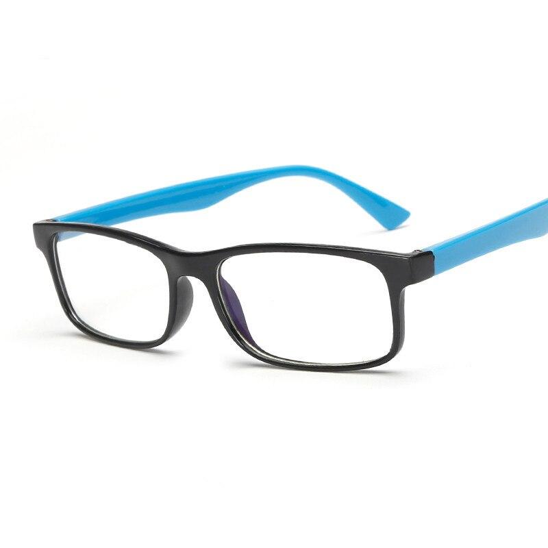 HOT Fashion Glasses Frames Light Optical Glasses Frame For Men Women 2018 Top Computer Radiation Protection Eyeglasses