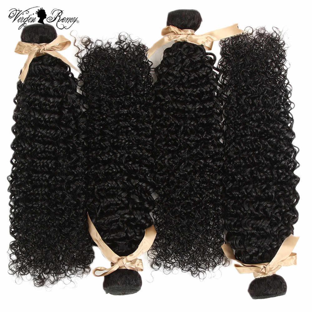 Queen Virgin Remy монгольская причудливая завивка волос человеческие волосы переплетение пучок s монгольские афро кудрявые вьющиеся волосы 30 дюймов remy пучок волос