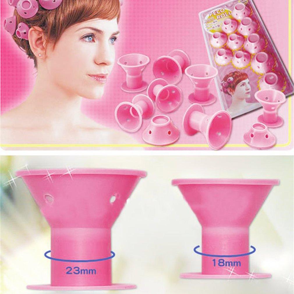 12pcs Fashion Soft Hair Curlers DIY Hair