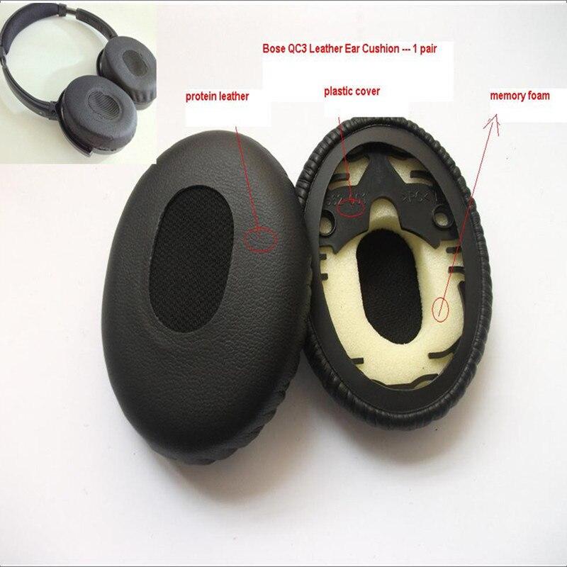 Linhuipad 1 Paar QC3 Ohrauflage weiche - Tragbares Audio und Video