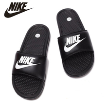 release date 8ed01 671ac NIKE BENASSI JDI GD Beach   Outdoor Sandals Stability Quick-Drying Anti-chlorine  Sneakers