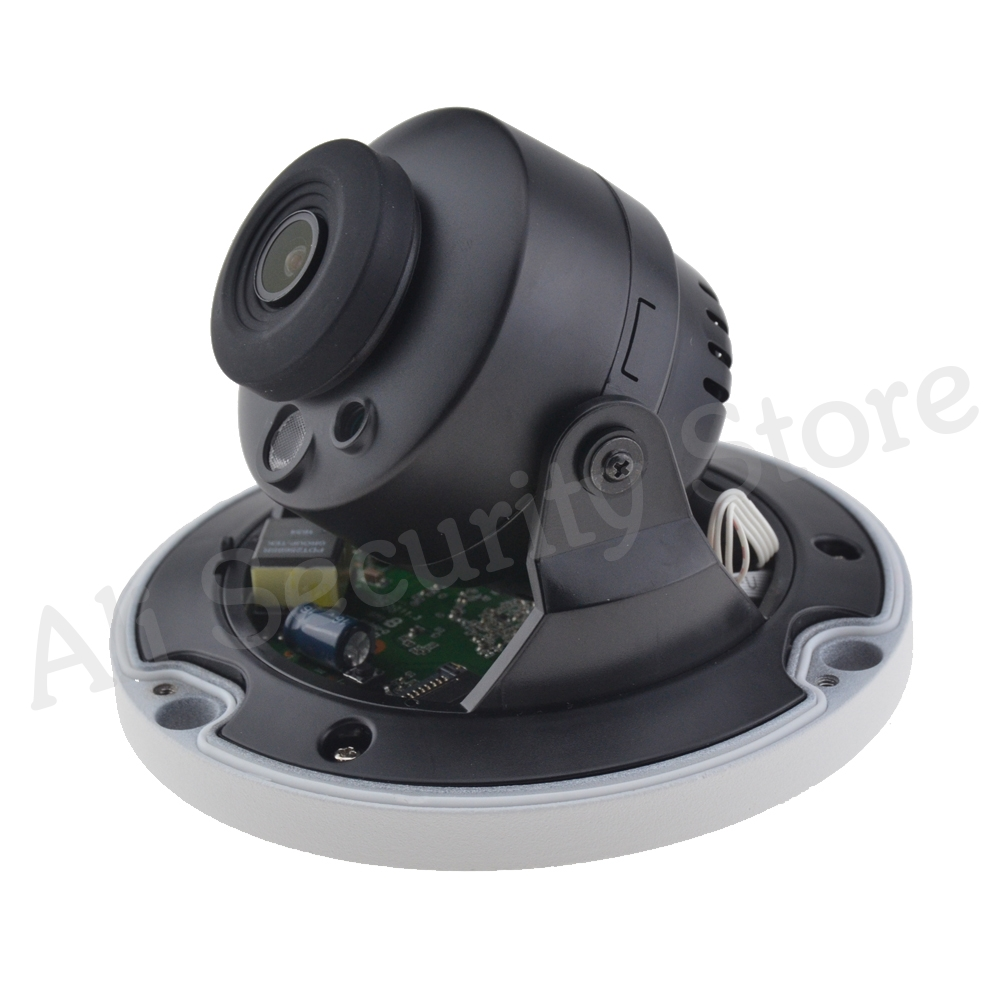 Image 5 - Dahua IPC HDBW4631R S 6MP IP Camera POE Camera CCTV Support IK10 IP67 POE SD Card Slot Upgrade From IPC HDBW4431R S Onvif-in Surveillance Cameras from Security & Protection
