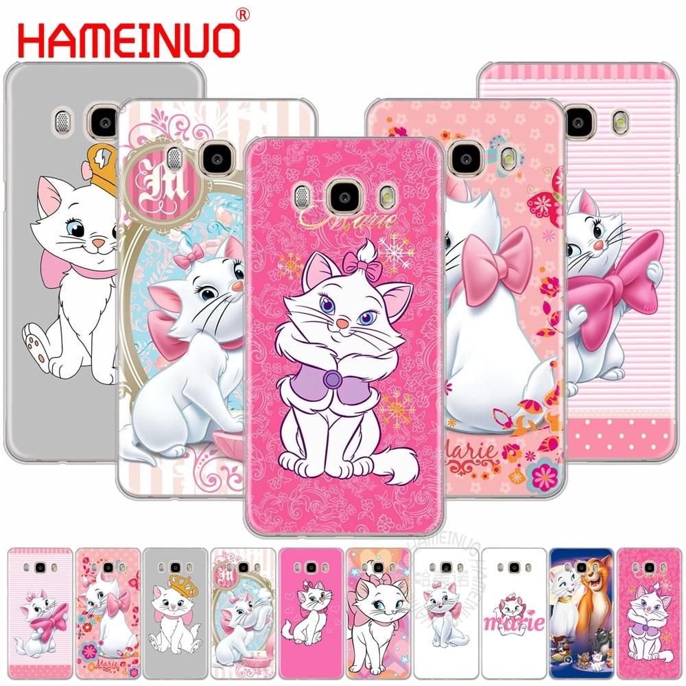 HAMEINUO aristocats marie cover phone case for Samsung Galaxy J1 J2 J3 J5 J7 MINI ACE 2016 2015 prime