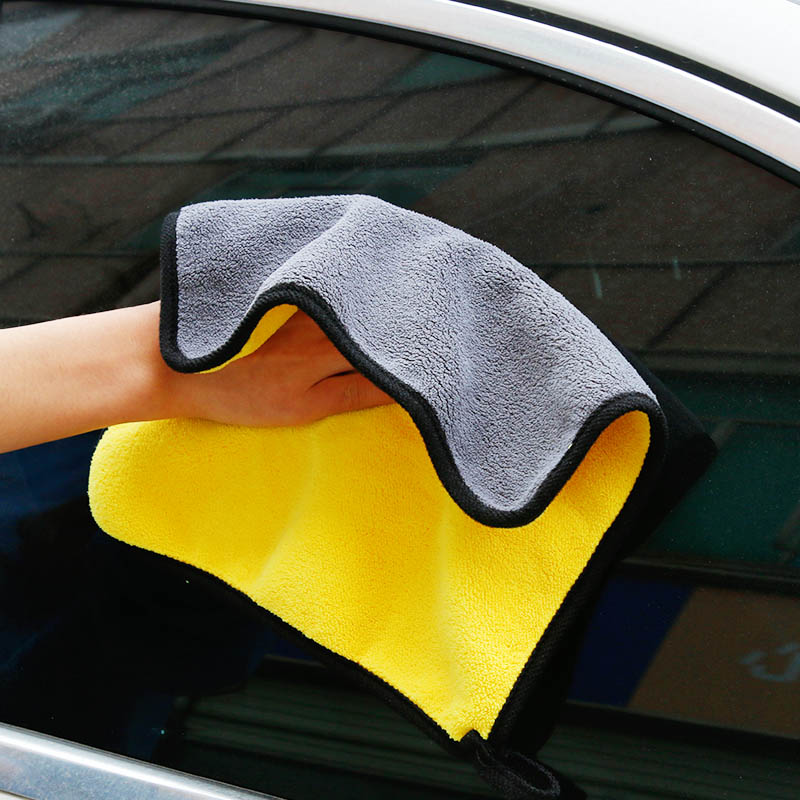 Car Wash Microfiber Towels Car Cleaning Washing Drying Cloth Drying Towel Super Absorbent Car Care Cleaning Clothes
