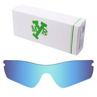 Mryok POLARIZED Replacement Lenses for Oakley Radar Path Sunglasses Ice Blue