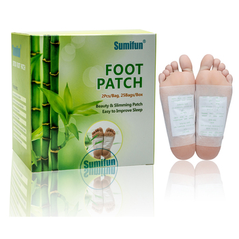 Hot Sell 50pcs Patches Adhesives Kinoki Detox Foot Patches Pads Body Toxins Feet Slimming Cleansing Herbal Adhesive  JMN021 100pcs patches adhesives detox foot patch bamboo pads patches with adhesive improve sleep beauty slimming patch relieve stress