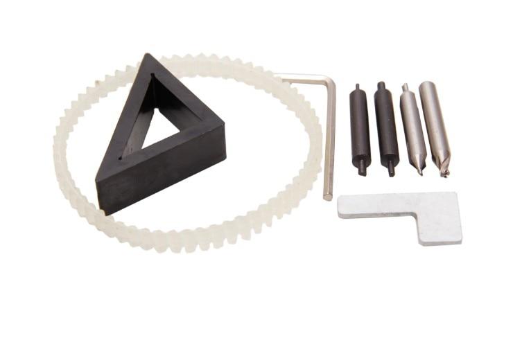 Auto Defu kulcsvágógép lakatos - Kézi szerszámok - Fénykép 5