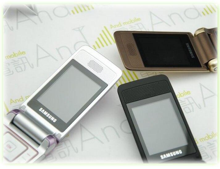 S3600 разблокированный samsung S3600 1.3MP камера GSM 2G русская клавиатура Поддержка флип сотовый телефон