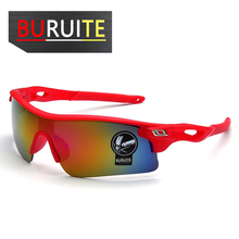 Men and Women Sunglasses Outdoor Colorful Sports Parkour Glasses Wind and UV Protection UV400 Lens Better Protection of The Eyes цена
