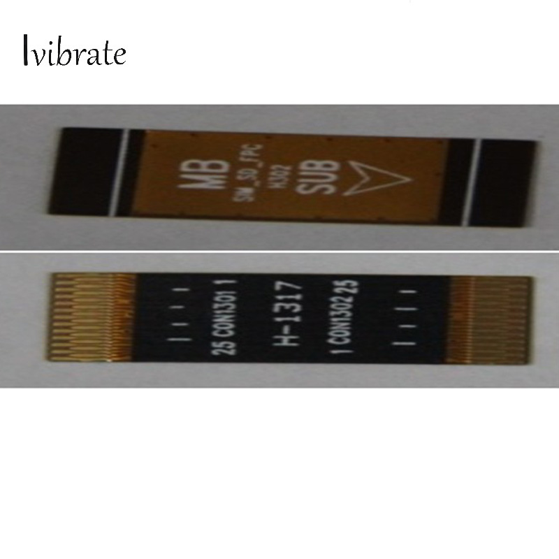 2pcs New Original For Lenovo S6000 SIM Flex Cable SD FPC Tested High Quality For Lenovo  ...