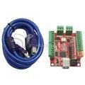 ЧПУ USB Card MACH3 100 КГц Breakout Совета Водитель 4 Оси Motion Controller для Шагового Двигателя Гравировальный Станок