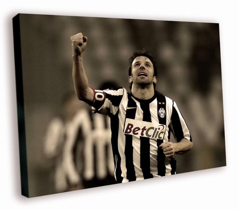 77997f5b977 Alessandro Del Piero Juventus Legend Football Sport Art Huge Print Poster  TXHOME D6953-in Wall Stickers from Home   Garden on Aliexpress.com