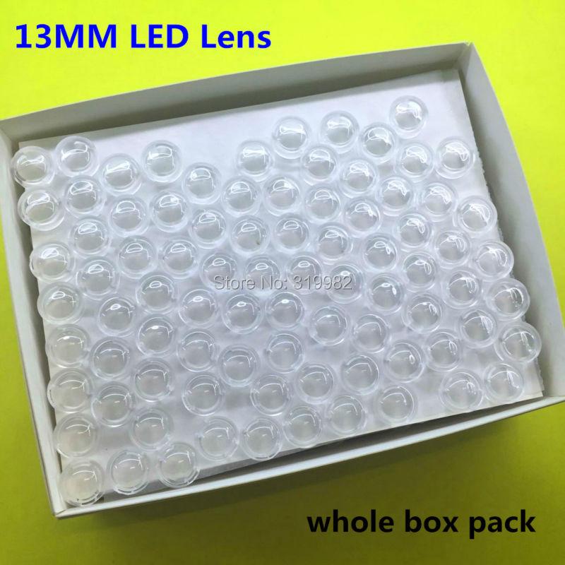 Acrylic PMMA 10 30 60 Degree Soft Lens For 1w 3w 5w LED MR16 GU10 E27 Bulb  ! !
