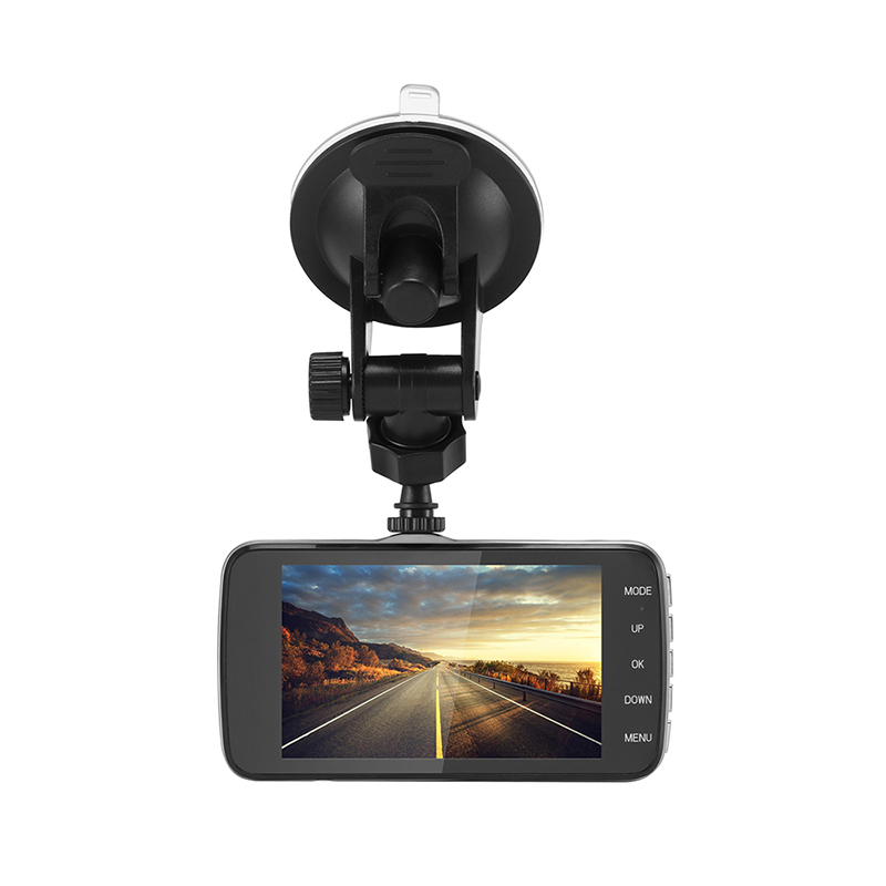 Auto 4.0  Dash Camera Car DVR Dual Lens Camera FHD 1080P Car DVR Video Recorder Dash Cam Recorder 170 Degree with Rear Camera