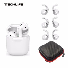AHASTYLE TA1 Ear Hook For Airpods Accessories Silicone Ear Cover For Air Pods Earpods Case For Airpods Accessories For Air Pods