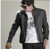 Classic Leather Jacket And Racing Suits Leisure Motorcycle Jacket Motorcycle Riding Coat Motorcycle Riding Clothes
