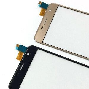 Image 5 - حساس شاشة لمس لبريستيجيو موزي B3 PSP3512DUO PSP3512 عدسات زجاجية أمامية شاشة لمس خارجية مع ملصق 3m مجاني