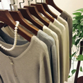 Alta Qualidade 2016 Nova Outono Inverno Casual Mulheres Blusas De Tricô De Lã de Mangas Compridas Cashmere Tops Moda Feminina Pullovers VENDA