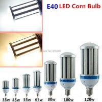 High Brightness E40 5730SMD Leds 35W 45W 55W 65W 80W 100W 120W LED Corn Light White