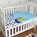 Baby baby bedding cotton crib sheets newborn character kids bed cama infantil baby sheet fitted 100%cotton good quality