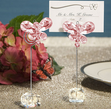 100pcs butterfly wedding place card holders wedding decoration wedding supplies wedding centerpieces table decoration