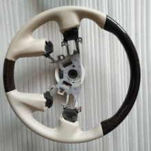 Upgrade Steering Wheel Modified For Nissan Patrol Y62