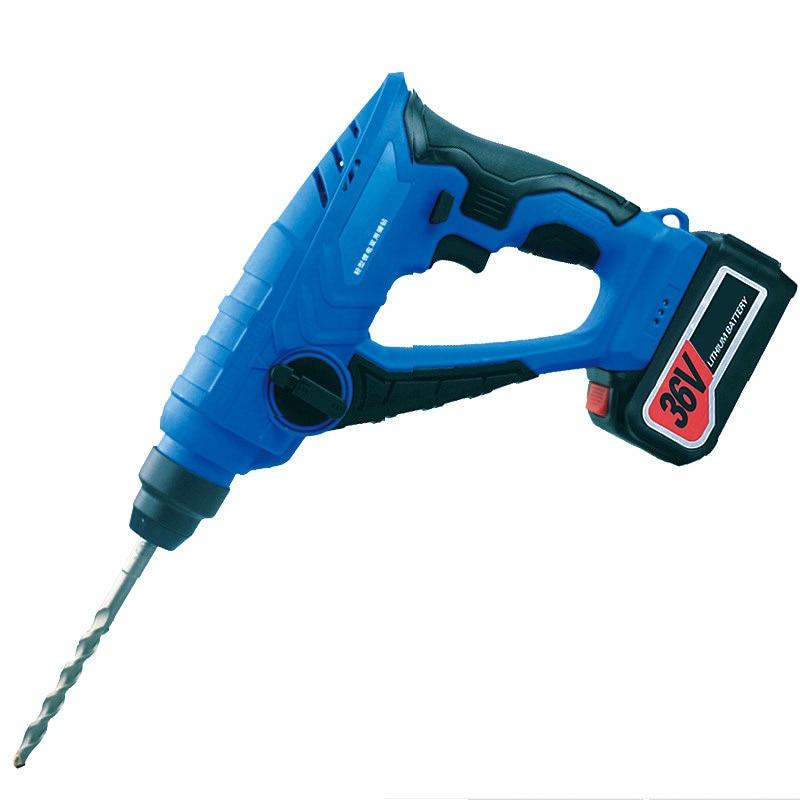 36v 10000mah martillo eléctrico inalámbrico taladro de impacto - Herramientas eléctricas - foto 6