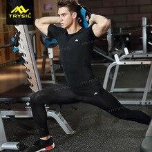 Женская Спортивная одежда для тренировок, бега, трико, спортивный костюм, женская одежда для йоги, облегающие, для спортзала, впитывающие компрессионные, для бега, комплекты одежды