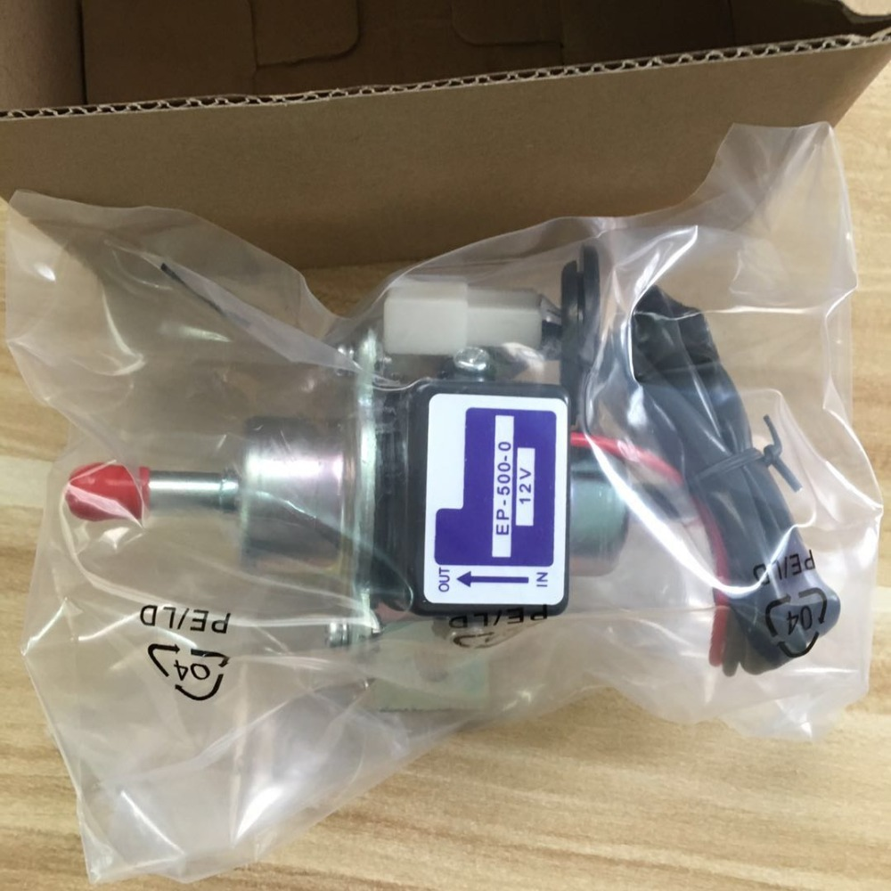 Buena calidad 12 V EP-500-0 035000-0460 gasolina diesel pertrol caso universal de la bomba de combustible del coche EP500-0