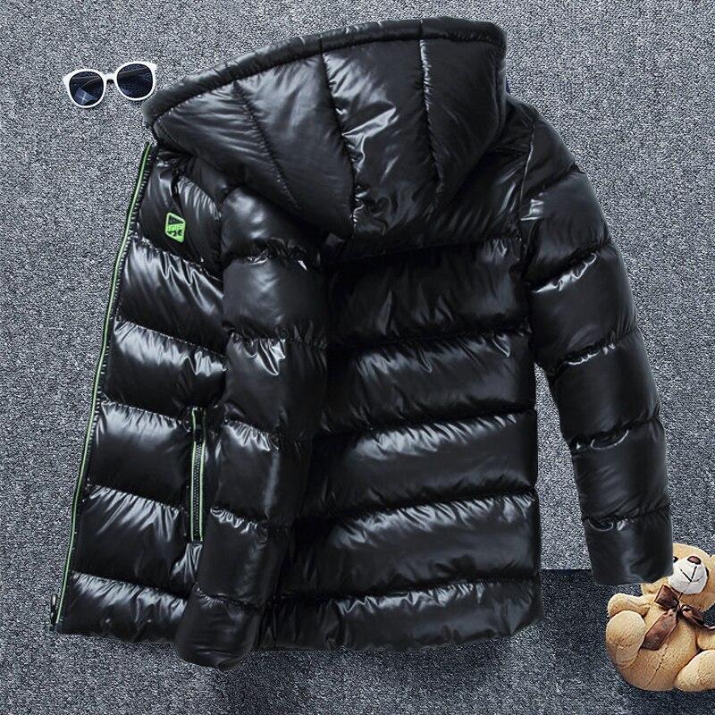 Garçons hiver coton veste enfants coton manteau enfants Parkas garçons nouvelle veste à capuche enfants vêtements enfants épais vêtements d'extérieur