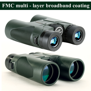 Image 4 - USCAMEL Military HD 10x42 Binoculars Professional Hunting Telescope Zoom High Quality Vision No Infrared Eyepiece Army Green