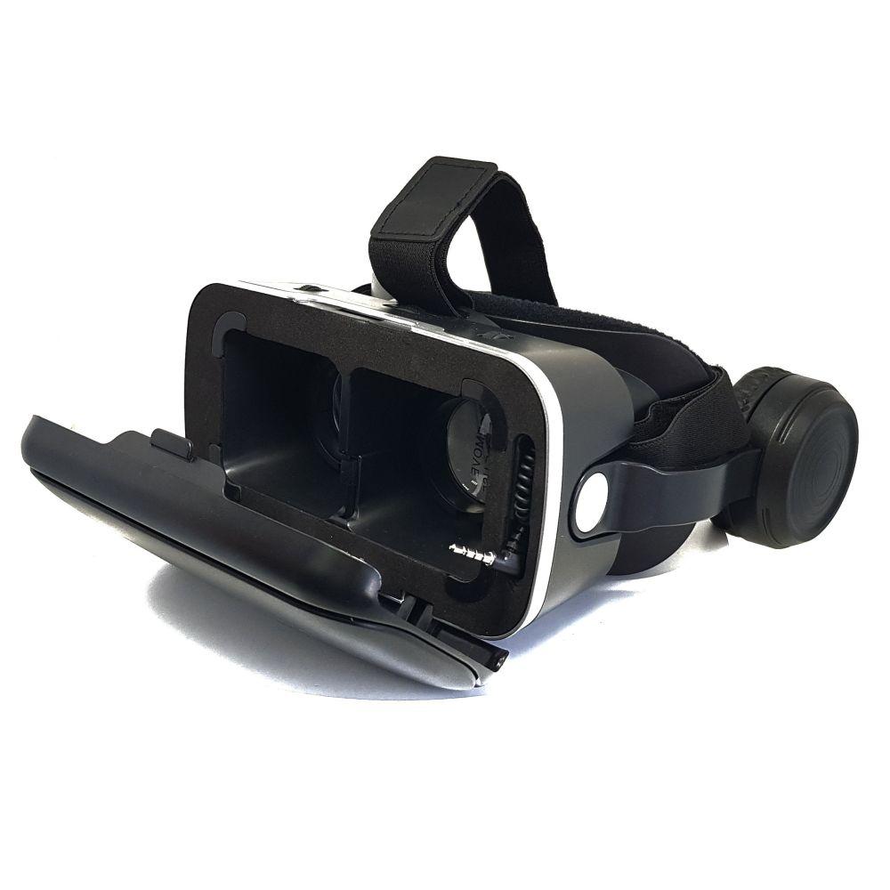 3D Glasses/VR Glasses Smarterra 3DSMVRMAXBK augmented reality Portable audio video стоимость