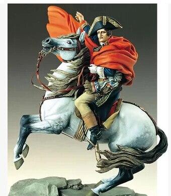 Żywica rysunek cesarz Napoleon 90mm w Zestawy modelarskie od Zabawki i hobby na  Grupa 1