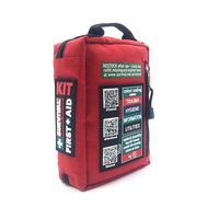 Empty First Aid Bags Outdoor Wilderness Survival Car Travel First Aid Kit Camping Hiking Medical Emergency